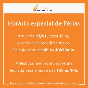 HORÁRIOS DE FÉRIAS-2
