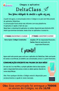 COMUNICADO - PORTÃO