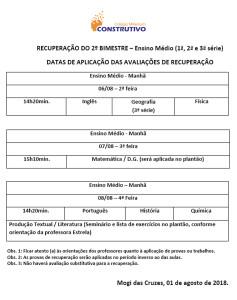 PROVAS DE REC - ENS
